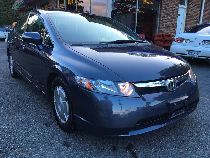 2006 Honda Civic For Sale At D U0026 M Discount Auto Sales In Stafford VA