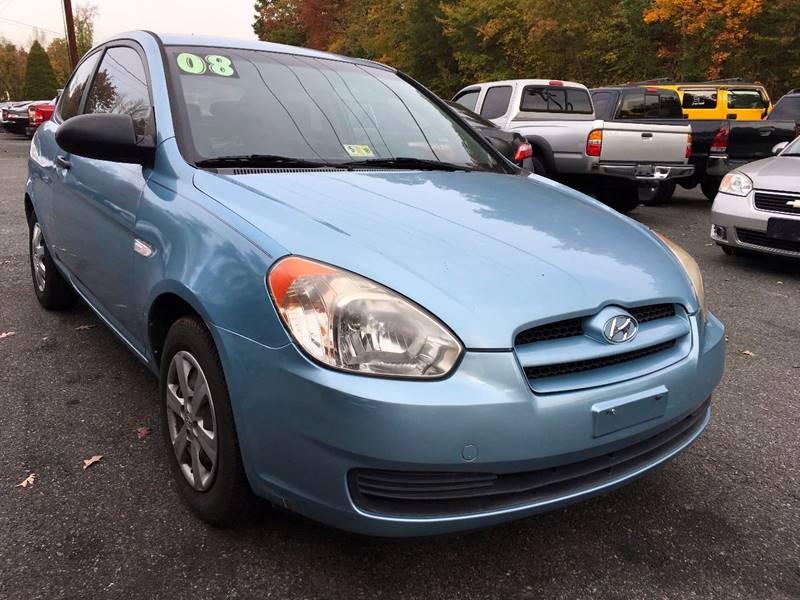 2008 Hyundai Accent For Sale At D U0026 M Discount Auto Sales In Stafford VA