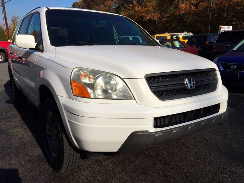 2005 Honda Pilot For Sale At D U0026 M Discount Auto Sales In Stafford VA