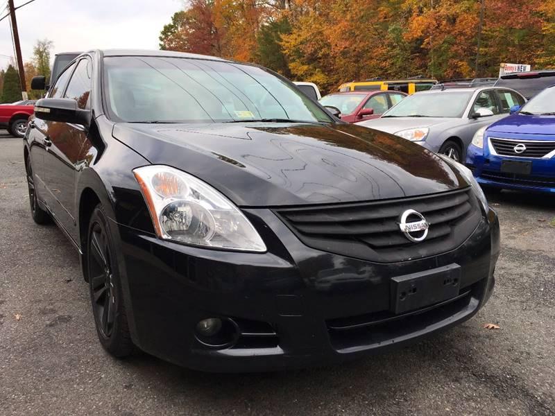 2010 Nissan Altima For Sale At D U0026 M Discount Auto Sales In Stafford VA