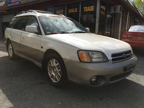2002 Subaru Outback For Sale In Virginia Carsforsale