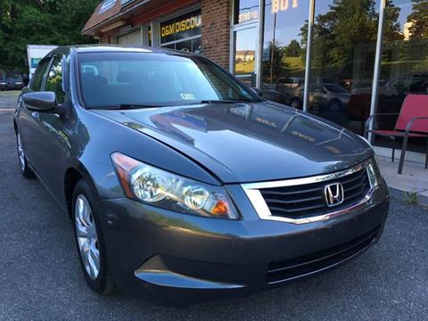 2008 Honda Accord For Sale >> 2008 Honda Accord Ex In Stafford Va D M Discount Auto Sales