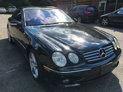 2006 Mercedes-Benz CL-Class for sale in Stafford, VA