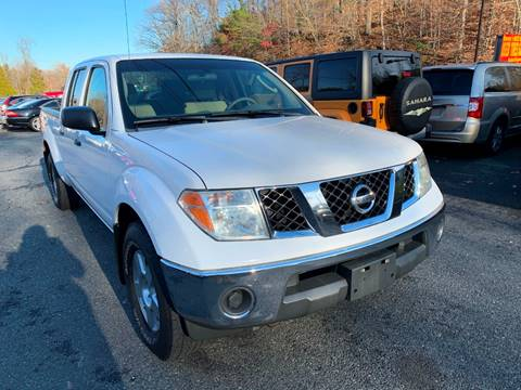 2008 Nissan Frontier for sale in Stafford, VA
