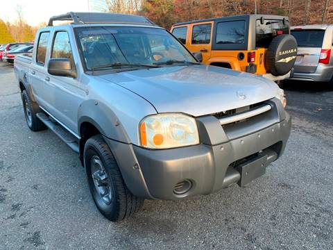 2002 Nissan Frontier for sale in Stafford, VA