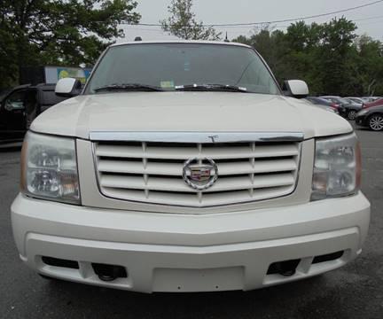 2004 Cadillac Escalade for sale at D & M Discount Auto Sales in Stafford VA