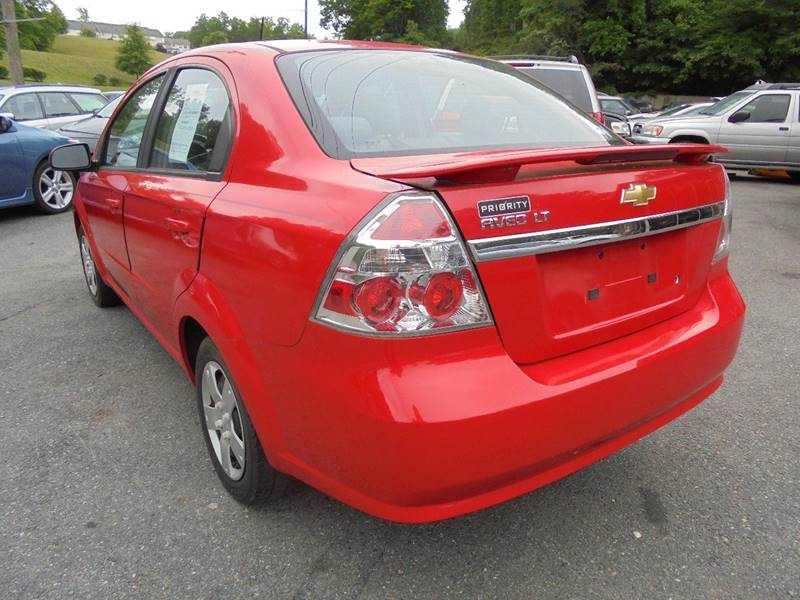 2009 Chevrolet Aveo for sale at D & M Discount Auto Sales in Stafford VA