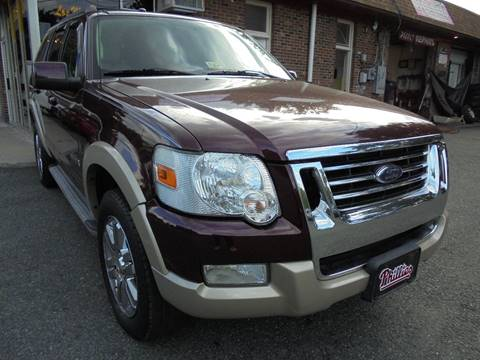 2008 Ford Explorer for sale at D & M Discount Auto Sales in Stafford VA