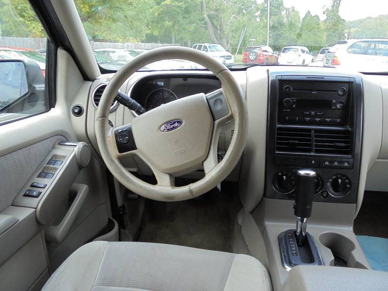 2007 Ford Explorer for sale at D & M Discount Auto Sales in Stafford VA