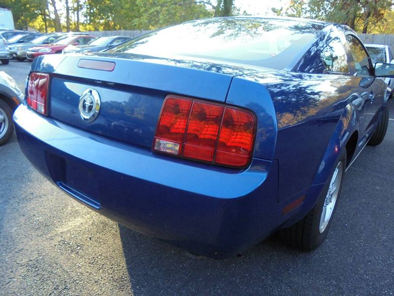 2007 Ford Mustang for sale at D & M Discount Auto Sales in Stafford VA