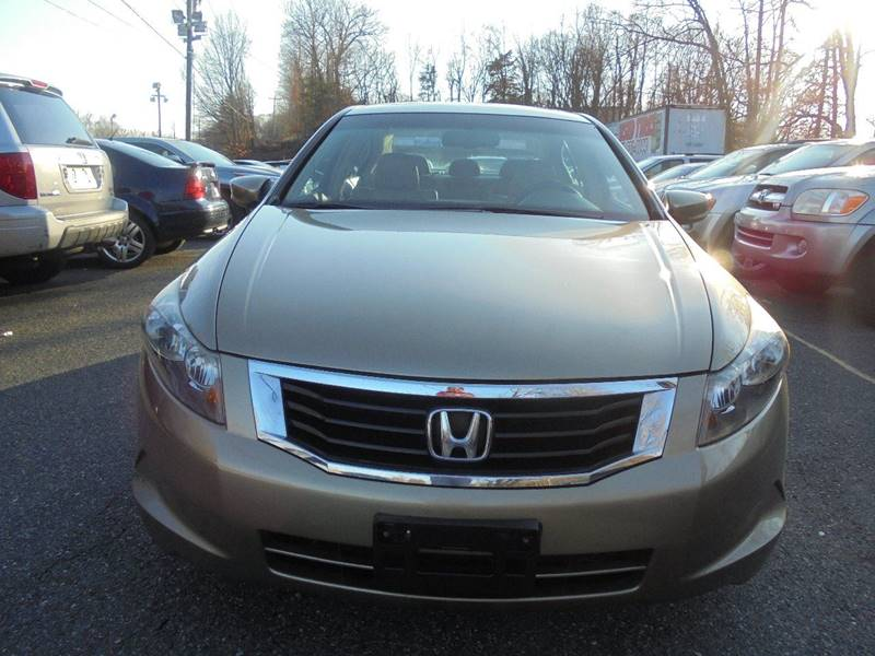 2008 Honda Accord for sale at D & M Discount Auto Sales in Stafford VA