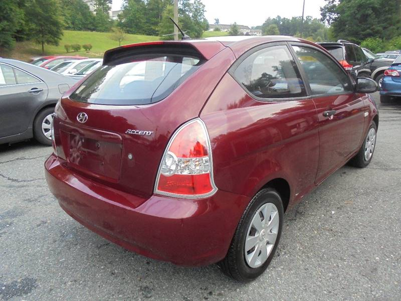 2007 Hyundai Accent for sale at D & M Discount Auto Sales in Stafford VA