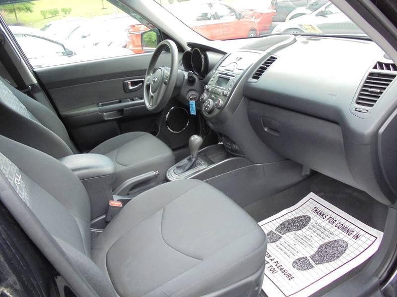 2011 Kia Soul for sale at D & M Discount Auto Sales in Stafford VA