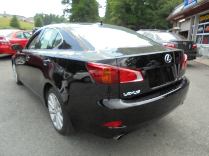 2009 Lexus IS 250 for sale at D & M Discount Auto Sales in Stafford VA