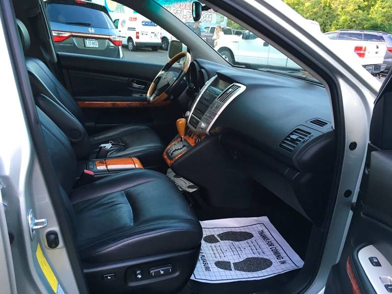 2007 Lexus RX 350 for sale at D & M Discount Auto Sales in Stafford VA