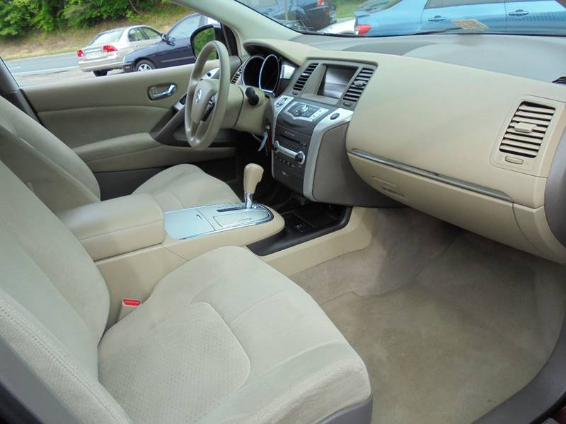 2009 Nissan Murano for sale at D & M Discount Auto Sales in Stafford VA
