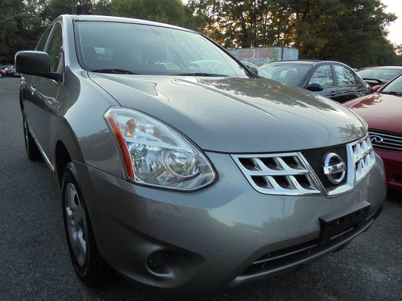 2012 Nissan Rogue for sale at D & M Discount Auto Sales in Stafford VA
