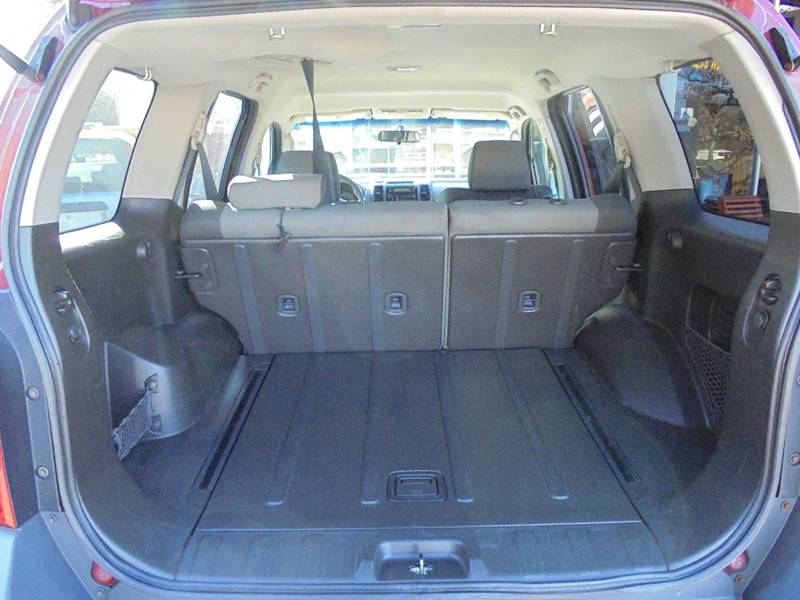 2006 Nissan Xterra for sale at D & M Discount Auto Sales in Stafford VA