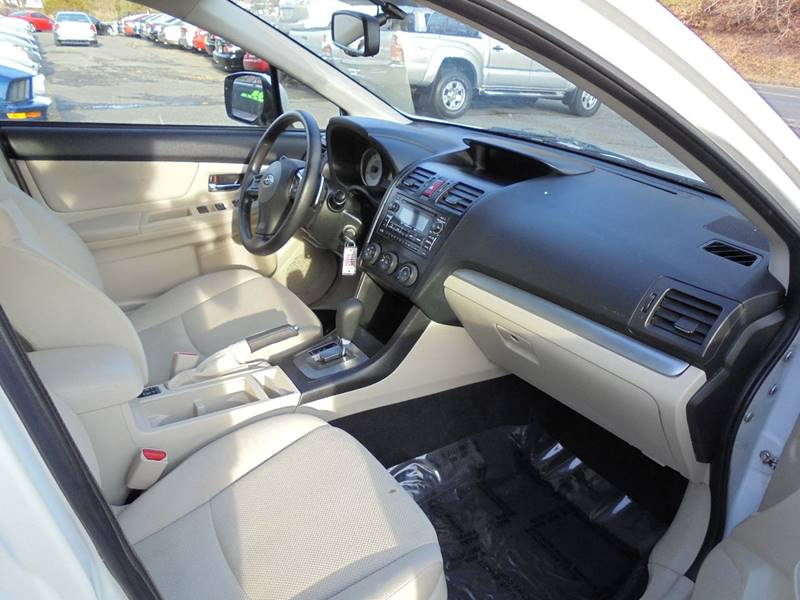 2013 Subaru Impreza for sale at D & M Discount Auto Sales in Stafford VA