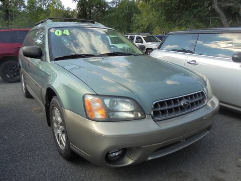 2004 Subaru Outback for sale at D & M Discount Auto Sales in Stafford VA