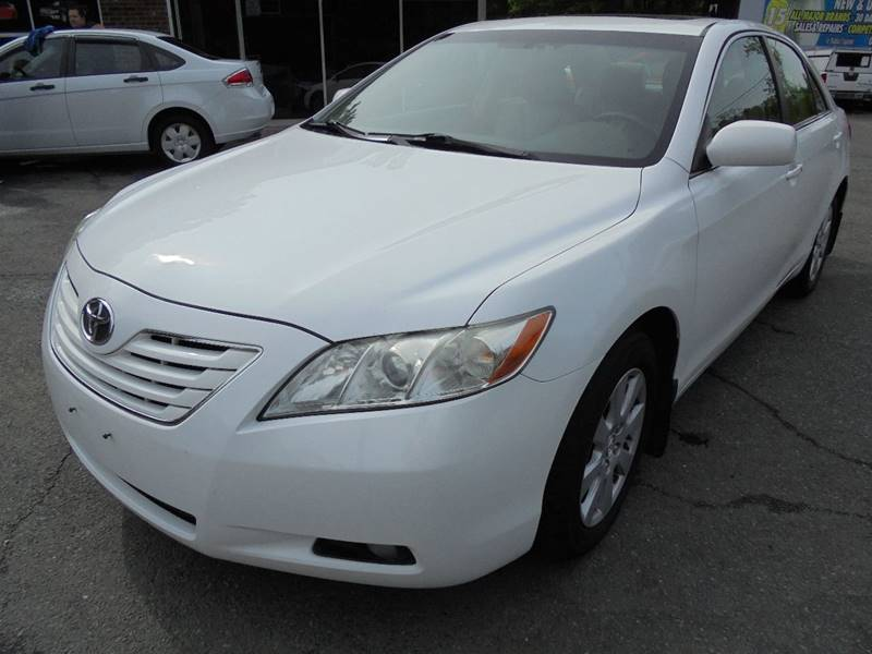 2007 Toyota Camry for sale at D & M Discount Auto Sales in Stafford VA