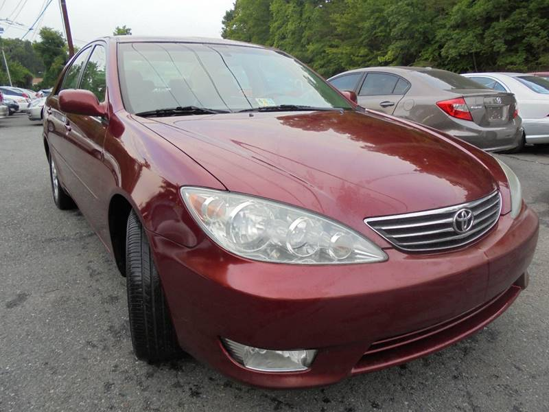 2005 Toyota Camry for sale at D & M Discount Auto Sales in Stafford VA