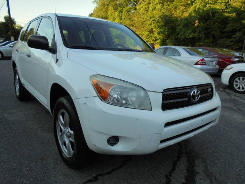 2008 Toyota RAV4 for sale at D & M Discount Auto Sales in Stafford VA