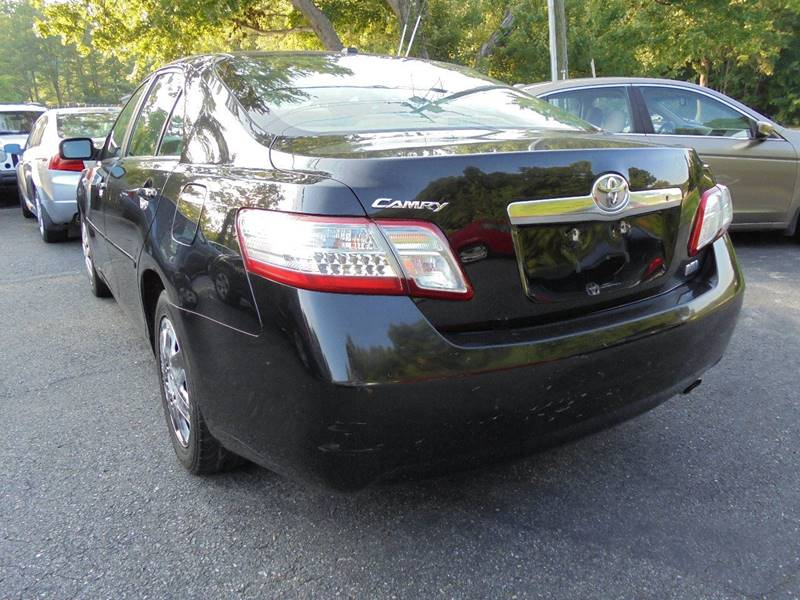 2011 Toyota Camry Hybrid for sale at D & M Discount Auto Sales in Stafford VA