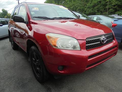 2007 Toyota RAV4 for sale at D & M Discount Auto Sales in Stafford VA