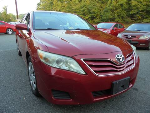2010 Toyota Camry for sale in Stafford, VA