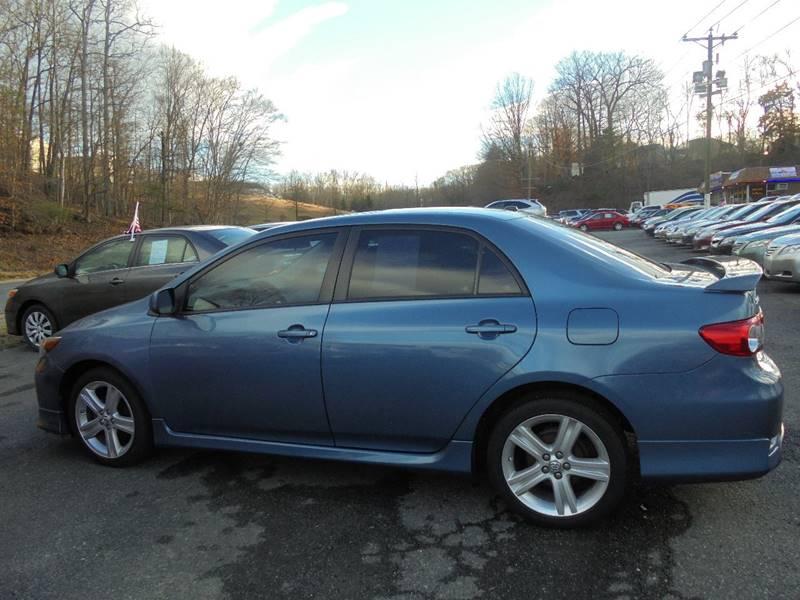 2013 Toyota Corolla for sale at D & M Discount Auto Sales in Stafford VA