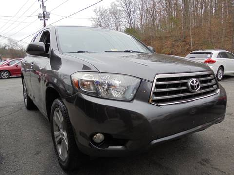 2009 Toyota Highlander for sale at D & M Discount Auto Sales in Stafford VA