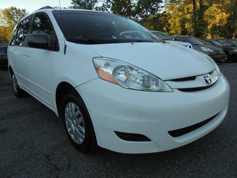 2008 Toyota Sienna for sale at D & M Discount Auto Sales in Stafford VA