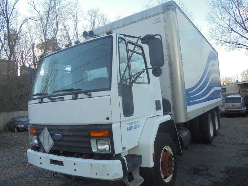 1996 Ford LOW TILT CARGO for sale at D & M Discount Auto Sales in Stafford VA