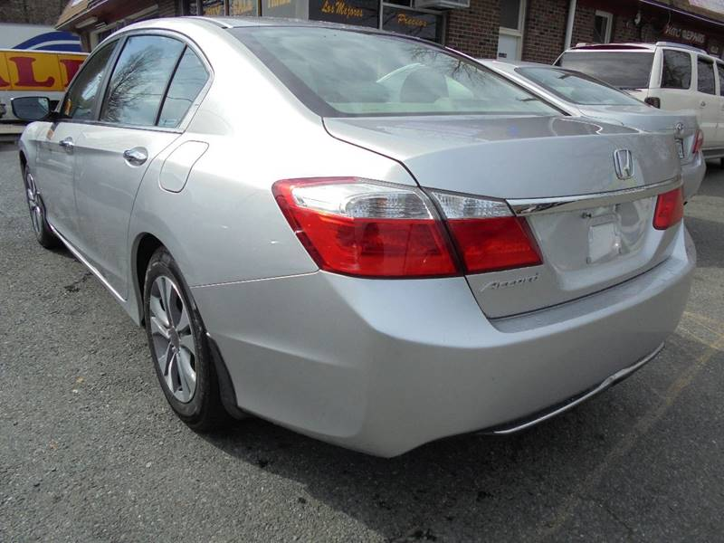 2014 Honda Accord for sale at D & M Discount Auto Sales in Stafford VA