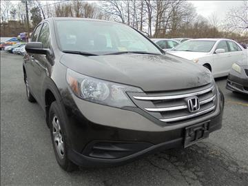 2014 Honda CR-V for sale at D & M Discount Auto Sales in Stafford VA
