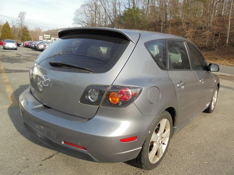 2006 Mazda MAZDA3 for sale at D & M Discount Auto Sales in Stafford VA