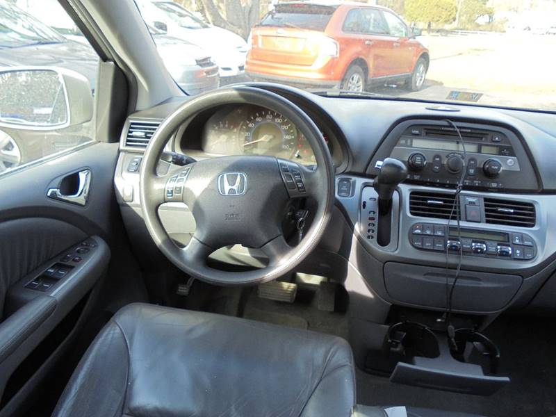 2005 Honda Odyssey for sale at D & M Discount Auto Sales in Stafford VA