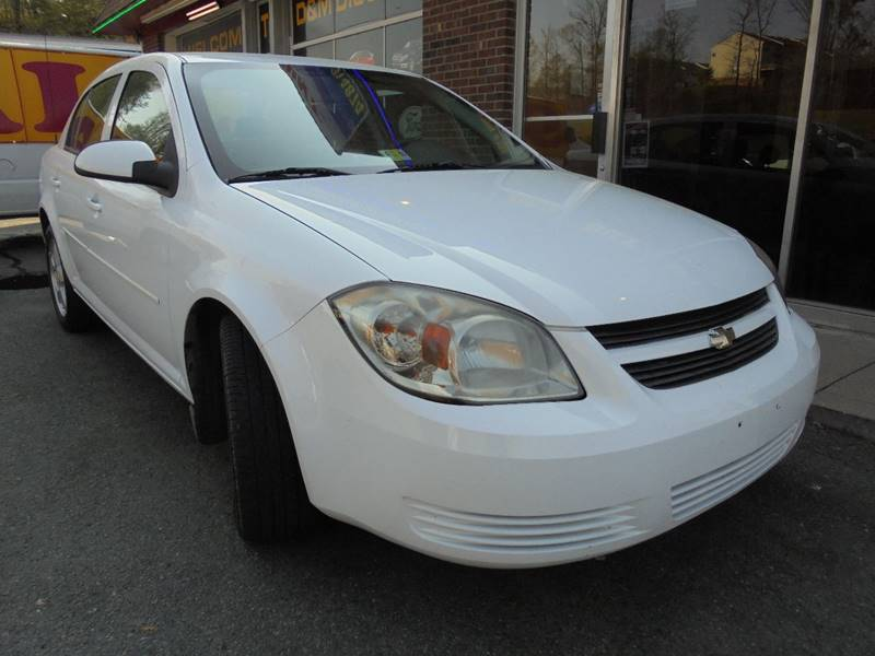 2010 Chevrolet Cobalt for sale at D & M Discount Auto Sales in Stafford VA