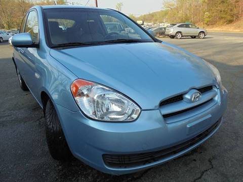 2011 Hyundai Accent for sale at D & M Discount Auto Sales in Stafford VA