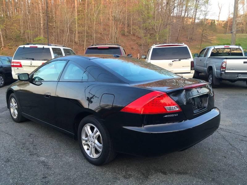 2007 Honda Accord for sale at D & M Discount Auto Sales in Stafford VA