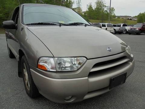 2001 Nissan Quest for sale at D & M Discount Auto Sales in Stafford VA
