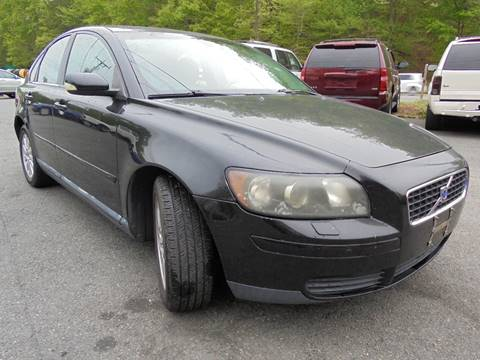 2005 Volvo S40 for sale at D & M Discount Auto Sales in Stafford VA