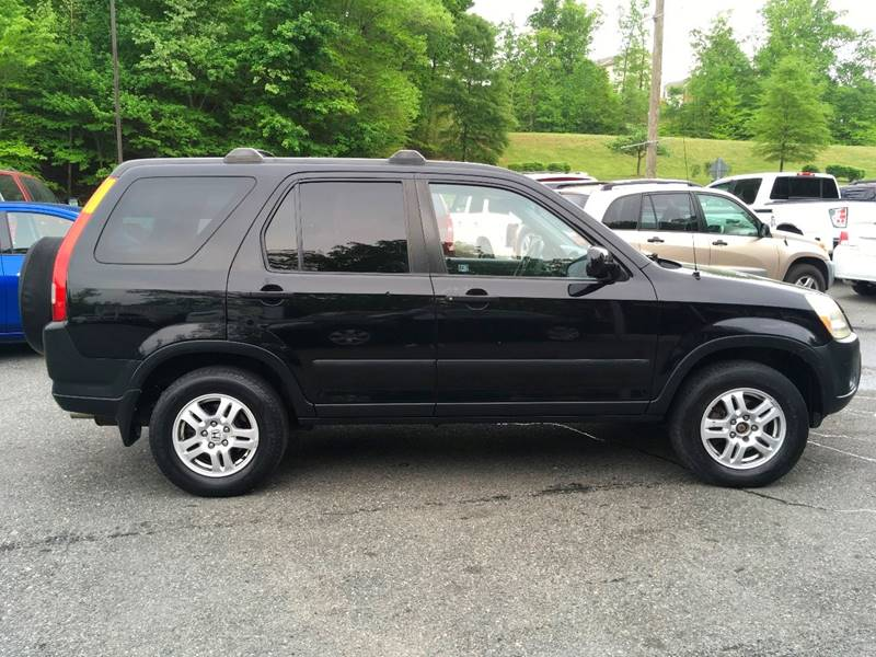 2003 Honda CR-V for sale at D & M Discount Auto Sales in Stafford VA