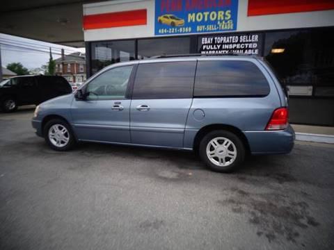 2005 Ford Freestar for sale at Penn American Motors LLC in Allentown PA