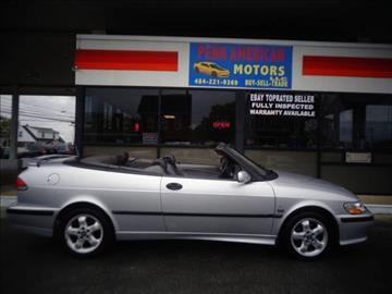 2001 Saab 9-3 for sale at Penn American Motors LLC in Allentown PA