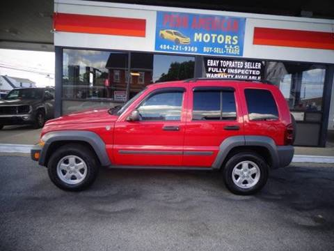 2005 Jeep Liberty for sale at Penn American Motors LLC in Allentown PA