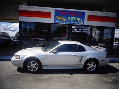 2001 Ford Mustang for sale in Allentown, PA