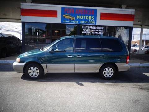 2003 Kia Sedona for sale in Allentown, PA