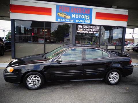 2002 Pontiac Grand Am for sale in Allentown, PA